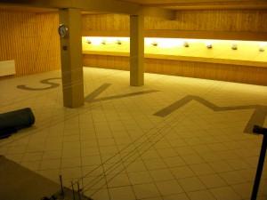 Schießhalle